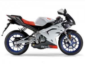 Aprilia RS 50: Co ona w sobie ma?