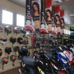 Promocje dotyczą nie tylko skuterów, ale również licznych akcesoriów.