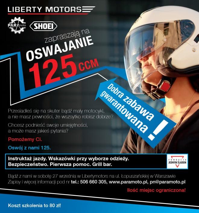SHOEI 2014 Oswajanie 125 ccm - 03