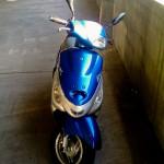 Mój pierwszy skuter: RM Motor Jazz