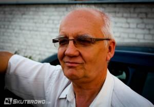 Jan Szumiał (Praska Auto Szkoła). Wieloletny instruktor, konsultant i autor licznych publikacji z zakresu przepisów i bezpieczeństwa w ruchu drogowym.