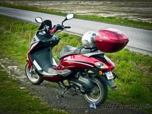 Skuter Moto Magnus T-Rex 50