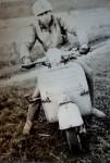 Mój Tata i jego Wiatka. Rok 1971.