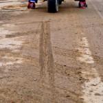 Hamulce bębnowe w skuterze są zazwyczaj mało skuteczne.