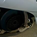 Zawirowacz spalin - często stosowana blokada w silnikach dwusuwowych