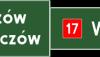 Znak E-2b: drogowskaz tablicowy umieszczany…