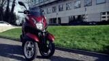 Yamaha Tricity 125 (skuter trójkołowy na kat. B): Prezentacja Skuterowo.com