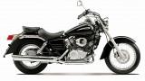 Honda Shadow 125: Zdjęcia, Opis, Cena, Dane techniczne