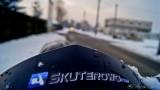 Zima nie musi być nudna: Jazda motocyklem w zimie