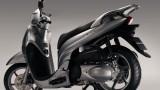 Honda SH-300i: Z bliska