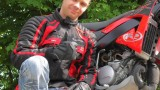 Ubranie na skuter/motocykl: Kurtka