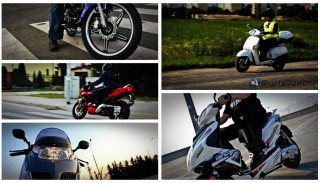 Różnice: Skuter, Maxi Skuter, Motorower i Motocykl