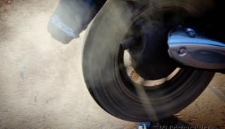 Toros F16: Palenie Gumy