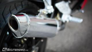 Przeróbka wydechu w motocyklu i większa moc: Czy głośniejszy znaczy szybszy?