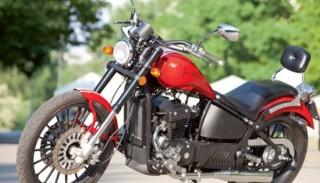 Junak M16: Test Świata Motocykli