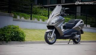 Peugeot Satelis – wybór, pierwsza jazda, spostrzeżenia.