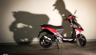 Chińskie skutery i motorowery: Moim Okiem