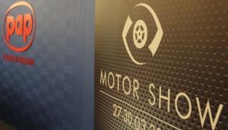 Gardias i Sablewska na Motor Show 2014 w Poznaniu