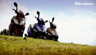 Top 4: Tanie motocykle i skutery 125 na prawo jazdy B dla początkujących