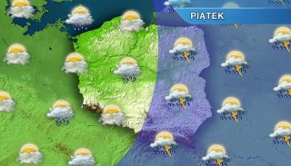 Pogoda dla motocyklistów 08-10-08.2014: Gorący Weekend