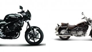 Hyosung 125: Motocykle GT 125 i GV 125 C wkraczają do salonów