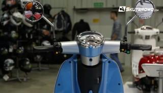 Zipp Volteno (skuter elektryczny): Prezentacja Skuterowo.com