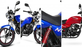 Barton N125: Nowy, niedrogi naked 125 ccm od Barton Motors