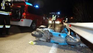 Wypadki 2015: maj najgorszym miesiącem na drogach, także dla motocyklistów