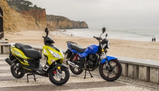 Motocykle i skutery 125: Poznaj nowości w ofercie marki Barton Motors