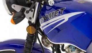Romet K 125: Zdjęcia, Opis, Cena, Dane techniczne