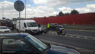 Wypadki policyjnych motocykli w Polsce