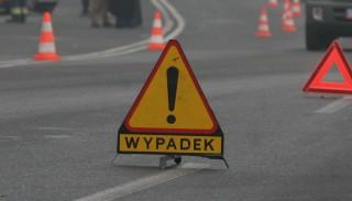 Wypadek na warszawskim Wilanowie: Motocyklista ciężko ranny