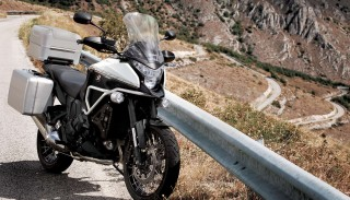 Honda VFR 1200 Crosstourer: Zdjęcia, Opis, Cena, Dane techniczne