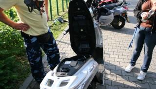 Kupujemy używany skuter lub motocykl: Wariator Odc. 10