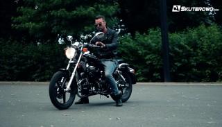 Kymco Zing II 125: O tym jak motocykl zwraca na siebie uwagę