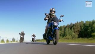 Junak zrealizował sesję motocykli NK 125, RS 125, 127 oraz M16 i M11