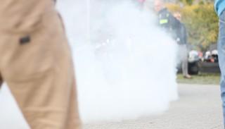 Palenie (gumy) szkodzi: Dlaczego nie lubi tego Twój motocykl i skuter?