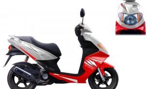Daelim S-Five 50: Koreańska Honda w dobrej cenie
