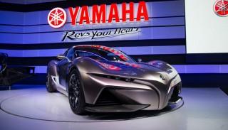 Yamaha zaprezentowała koncepcyjny samochód sportowy Sports Ride