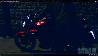 YouTuber Sadam poderwał dziewczynę na motocykl Junaka? Czy to fake?