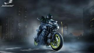 Yamaha MT-10: Pojawi się nowy, czterocylindrowy motocykl od Japończyków na sezon 2016