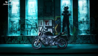 Yamaha MT-03: Nowy motocykl od Japończyków na prawo jazdy A2