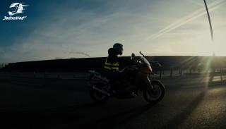 Honda VFR 1200 Crosstourer noworoczny bonus: #1 Szybcy i Wolni Vlog Jednoślad.pl