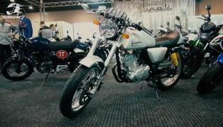 Junak zaprezentował nowe modele: Junak CR 125 oraz Junak RS 125 Pro