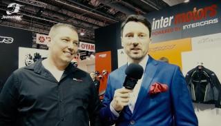 Inter Motors pokazuje swoje nowe kurtki, kaski i akcesoria na rok 2016