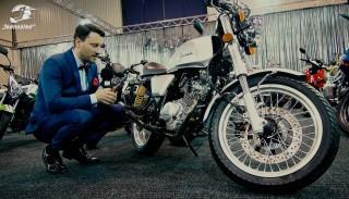 Junak pokazał nowy model CR 125 na Moto Expo 2016