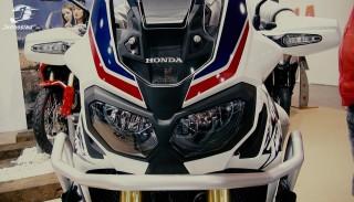 Honda Africa Twin 2016 (CRF1000L): Legenda odkryta na nowo