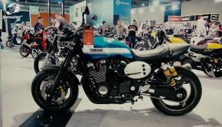 Yamaha XJR 1300: Z bliska na Moto Expo 2016