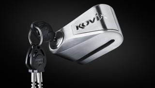 Zabezpieczenia Kovix – jak ochronić swój motocykl przed kradzieżą?