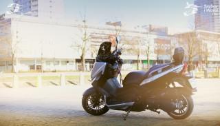 Zipp Quantum QR MAX 125 i pierwsza wiosenna jazda moto: #8 Szybcy i Wolni Vlog Jednoślad.pl